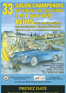 REIMS 33E SALON CHAMPENOIS 07-08 MARS 2020
