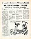 Article Le Cycle Cabri 50